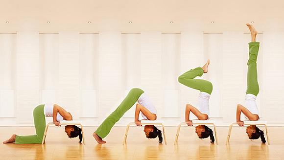 Yoga E Feetup