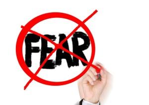 divieto di paura