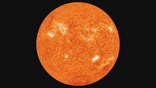 sole rosso
