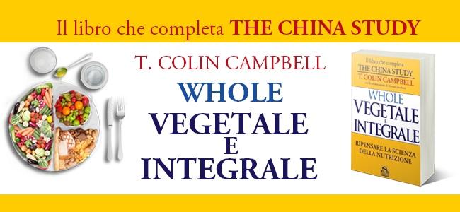 dieta integrale vegetale del china study