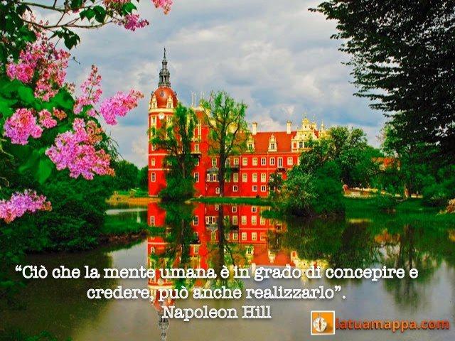 frase di Napoleon Hill