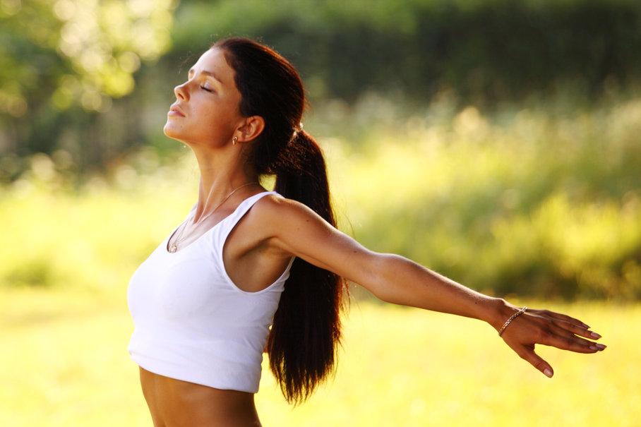 donna e Meditazione