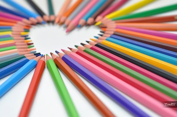 Ringraziare colora la tua vita..