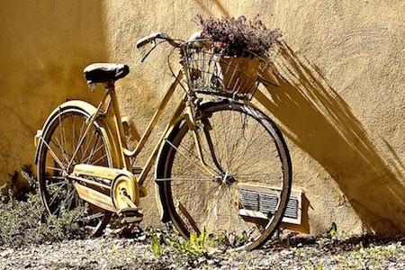 Pensieri e bicicletta
