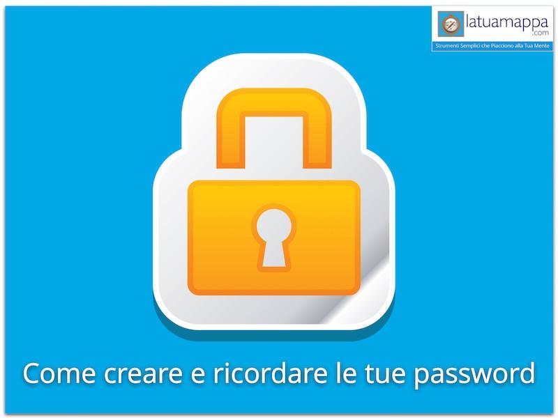 lucchetto per password