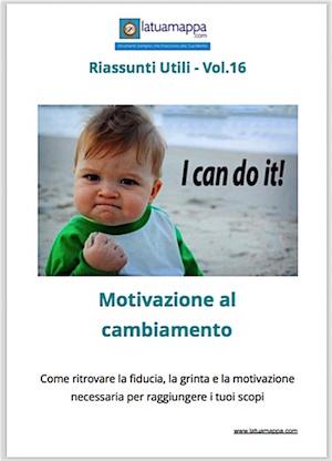 Copertina Motivazione al cambiamento ebook