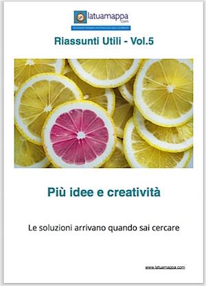 Copertina Più idee e creatività ebook