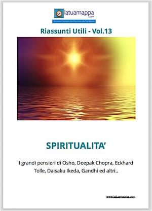 Copertina Spiritualità ebook