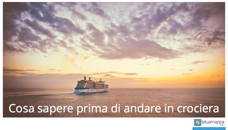 nave e crociera da sogno