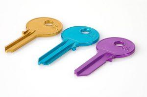 Coincidenze tre chiavi