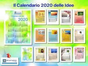 Calendario 2020 delle idee