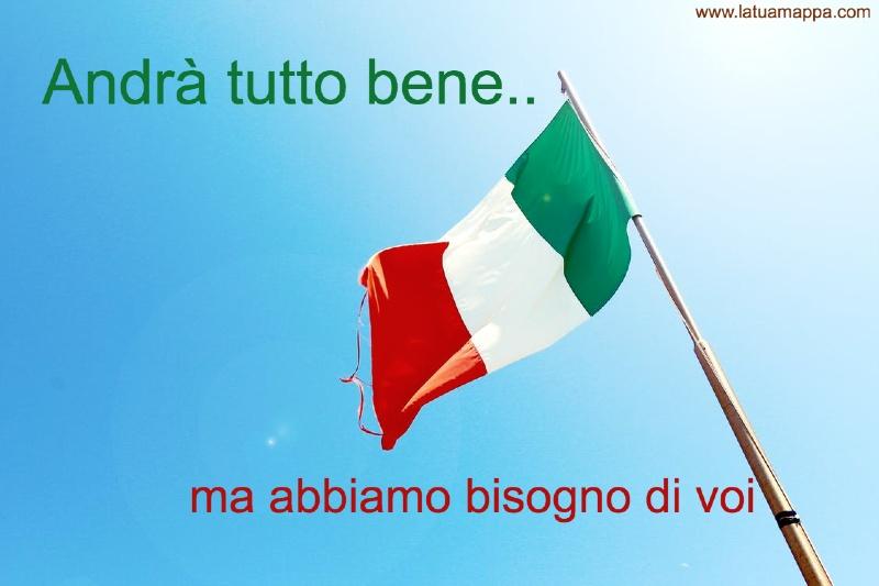 Noi Italiani siamo più forti di un virus